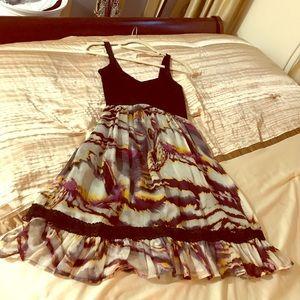 Bebe Dress! Super Cute! Like New!